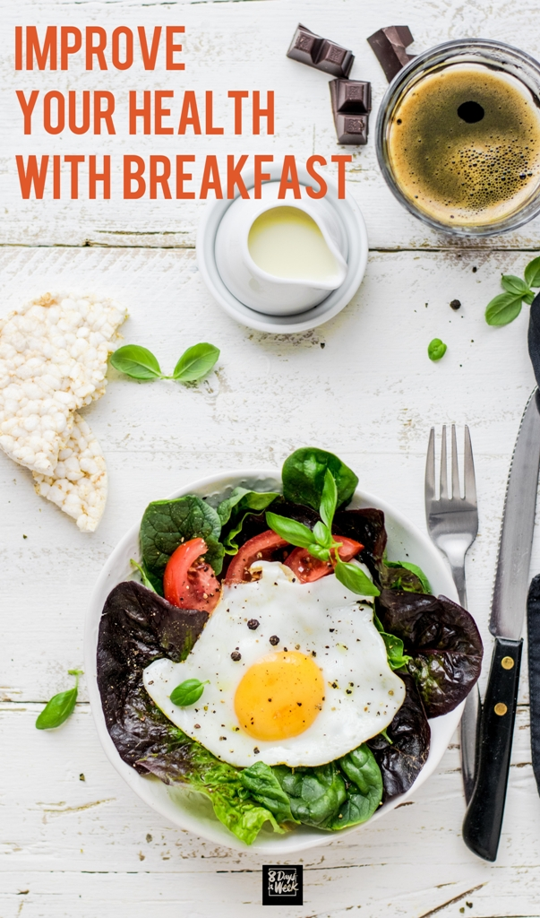Improve Health with Breakfast